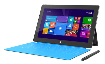 service reparation tablette tactile microsoft surface pro